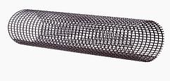 """Сітка Levex Tube (довжина 2м), водостічної системи Profil"""" 130/100"""