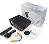 Проектор мультимедийный с динамиком Led Projector YG400, фото 9