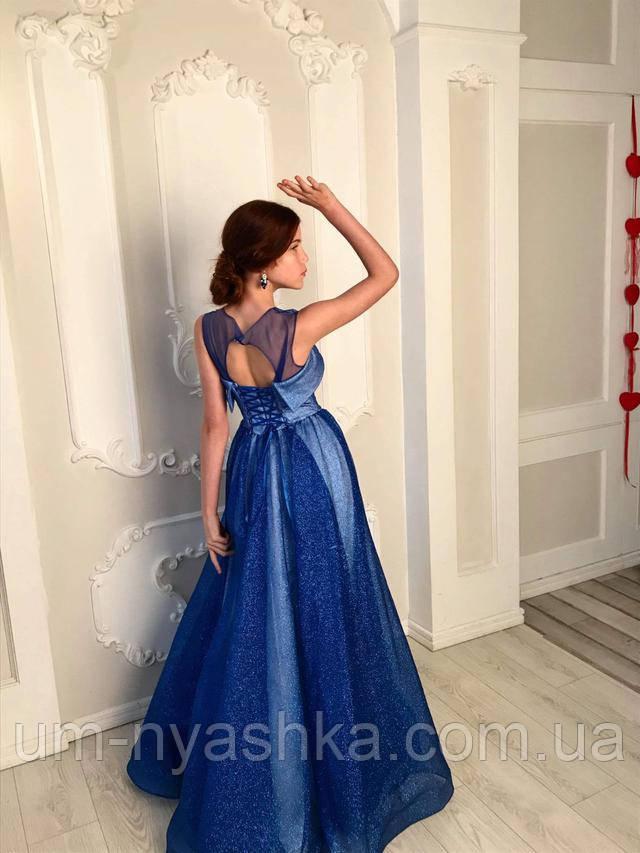 шикарное платье для дружки, на выпускной или торжество