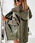 """Жіноча куртка """"Фентезі"""" від Стильномодно, фото 3"""