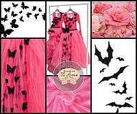 Нарядное платье для девочки BAEL Украина БАБОЧКА Розовый