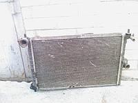 Радиатор  DAF 400 LDV Convoy 2.5 D (98-02). Радиатор охлаждения ДАФ 400ЛДВ Конвой.