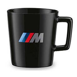 Оригинальная кружка BMW M Colour Logo Mug, Black (80285A072C7)