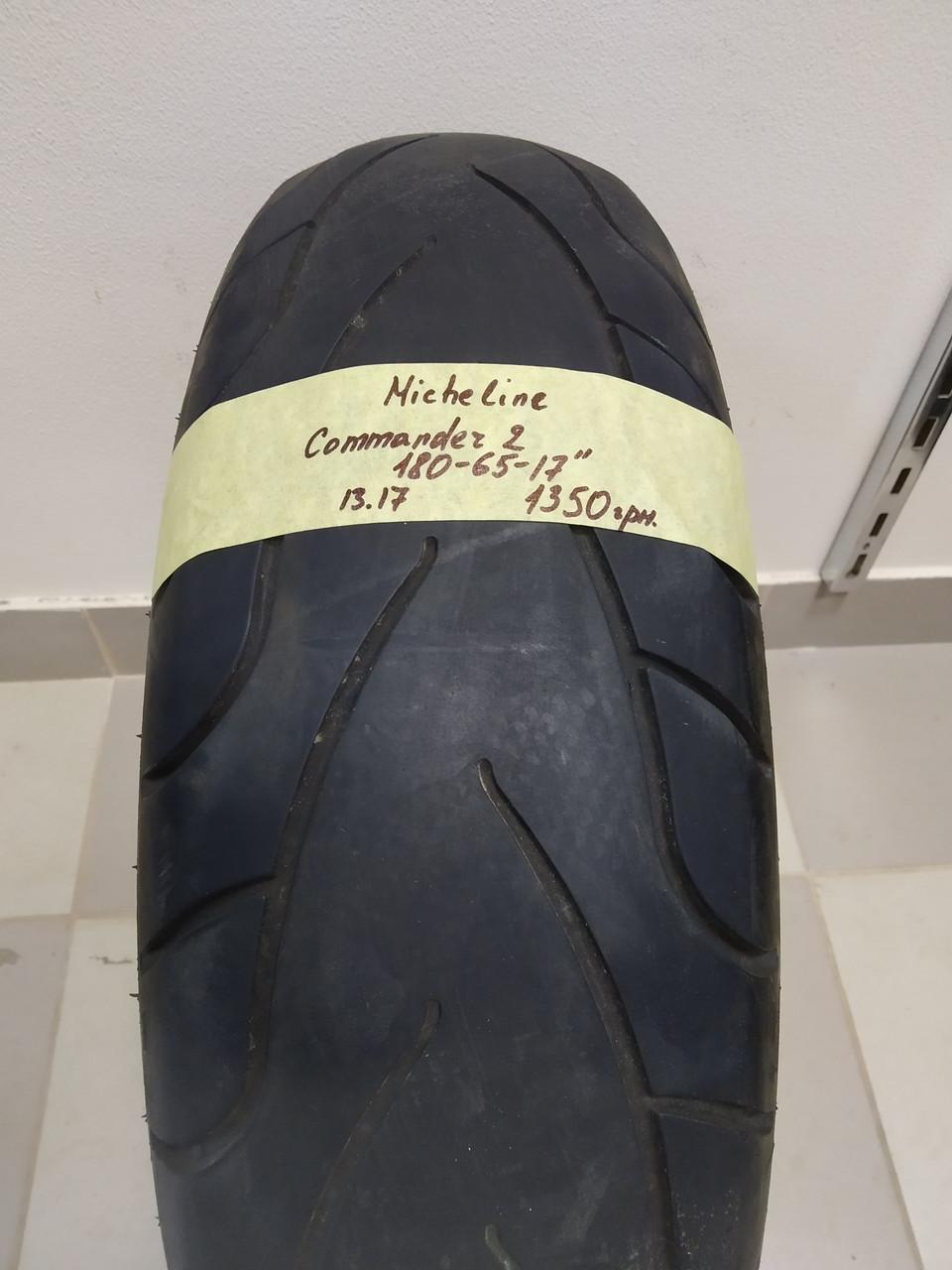 Michelin commander 2 180  65 17 (13.17) мото резина покрышка колесо шина