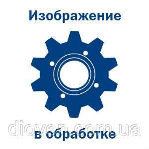 Трубка отвода воздуха от осушителя к пневмокомпрессору нов. обр L-2650 mm (МАЗ) (Арт. 543205-3506142)