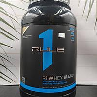 One Rule R1 Whey Blend 900g 28 serv протеин Ван Рул