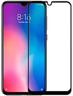 Захисне скло для Xiaomi Mi 9 SE (Чорний)