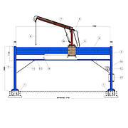 Автоматический пробоотборник зерна DV Stork Rail
