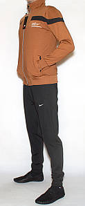 Спортивний костюм еластик чоловічий 2104 (L,XXL)