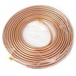 Труба медная мягкая Hutmen для кондиционеров 1/4' 6,35х0.76 мм