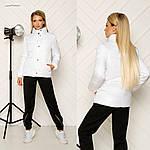 """Жіноча куртка """"Маніса"""" від Стильномодно, фото 5"""