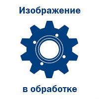 Вал рулевого управления МАЗ (L-375mm) карданный, шпонка/шпонка, нижний (пр-во БААЗ) (Арт. 104-3444050)