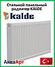 Стальной радиатор Kalde боковое подключение 22k 500*800, фото 6