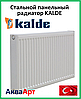 Стальной радиатор Kalde боковое подключение 22k 500*1300, фото 6