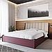 Кровать деревянная Токио 50 с подъемным механизмом односпальная массив бука, фото 4