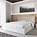 Кровать деревянная Токио 50 с подъемным механизмом односпальная массив бука, фото 5
