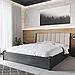 Кровать деревянная Токио 50 с подъемным механизмом односпальная массив бука, фото 7