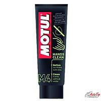 Крем для сухой чистки рук Motul HANDS CLEAN (100мл)