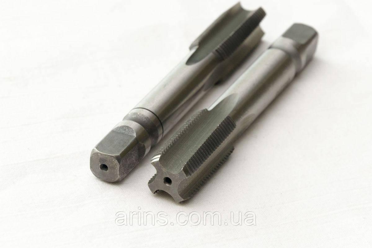 Метчик машинно-ручной м4 р6м5 комплектный