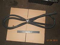 Ущільнювач скла КРАЗ лобового (L=1х3,2 п. м.) АвтоКрАЗ (Арт. 250-5206054-11)