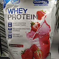 Quamtrax Whey Protein 2 kg протеин