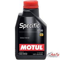 Моторное масло Motul SPECIFIC 0720 RENAULT 5W-30 (1л)