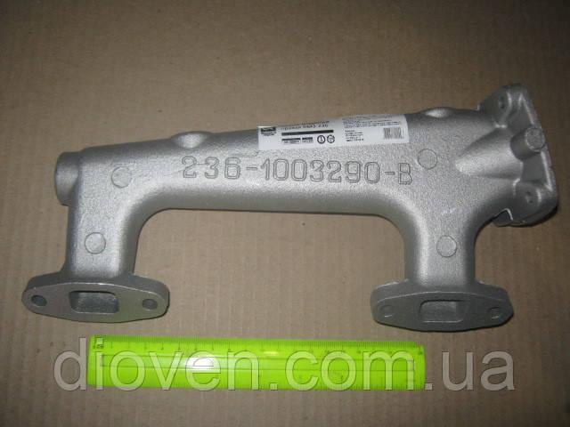 Труба водяная правая ЯМЗ 236 К. (Арт. 236-1003290-В)