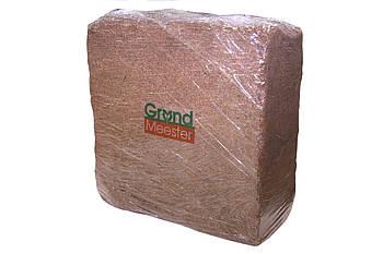 Кокосовый блок GrondMeester 5кг 30 х 30 см 100% торф по штучно