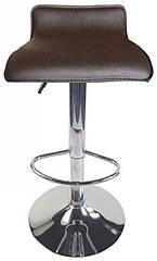 Барный стул хокер Bonro B-688 коричневый 40080011