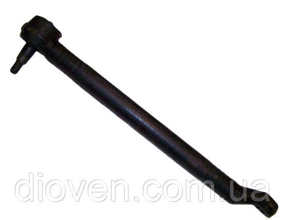 Тяга продольная КРАЗ рулевая в сборе (L-690 mm) (Арт. 256Б-3414010-21)