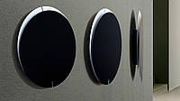 Часы настенные Melancholia Clock Black/White Kibardin, фото 1
