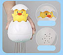 Іграшка для купання «Пташеня в яйці» (YB1768M) (Цепльонок), фото 7