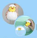 Іграшка для купання «Пташеня в яйці» (YB1768M) (Цепльонок), фото 5