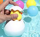 Іграшка для купання «Пташеня в яйці» (YB1768M) (Цепльонок), фото 6