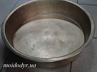 Медный таз для приготовления пищи, идеально под кухонную мойку (диаметр 42 см), фото 1