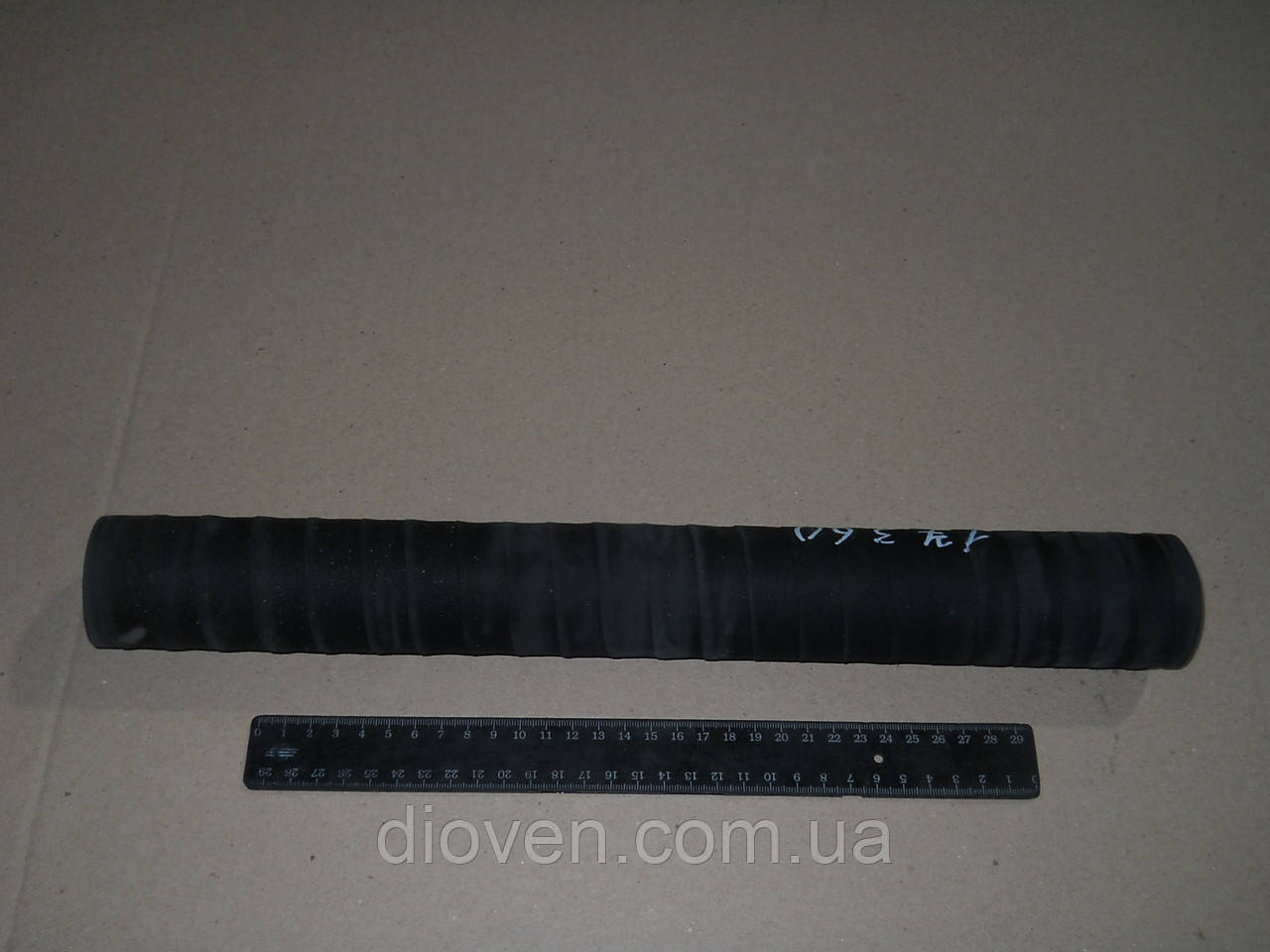 Патрубок радиатора МАЗ верхний (пр-во Россия) (Арт. 500-1303010)