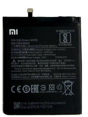 Акумулятор Original Xiaomi Mi8 (BM3E) 3300 mAh, фото 2
