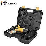 Аккумуляторный шуруповерт DEKO 12В DKCD12FU-S3 + 2 АКБ в кейсе, фото 4