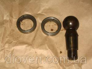Палец шаровой МАЗ ЦГ80 с 2-мя сух.  (Арт. ЦГ80-280-3405282/83)