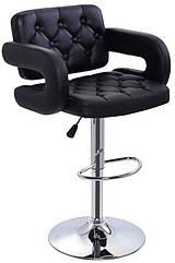 Барный стул хокер Bonro B-823A черный 40080025