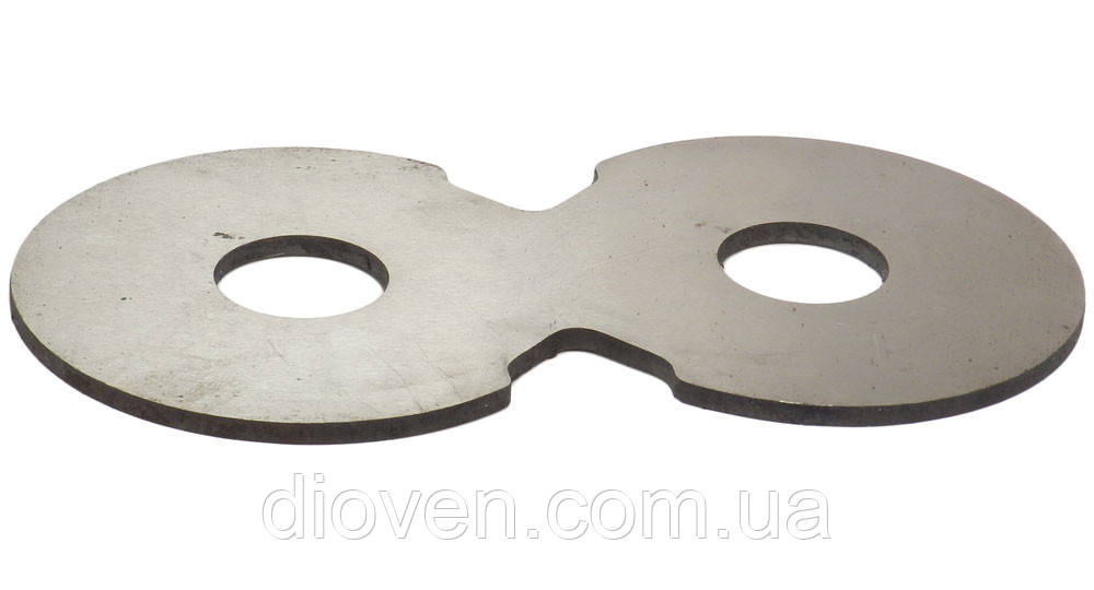 Прокладка насоса ЦОМ (восмерка) метал. КРАЗ (Арт. 220В-8604074)