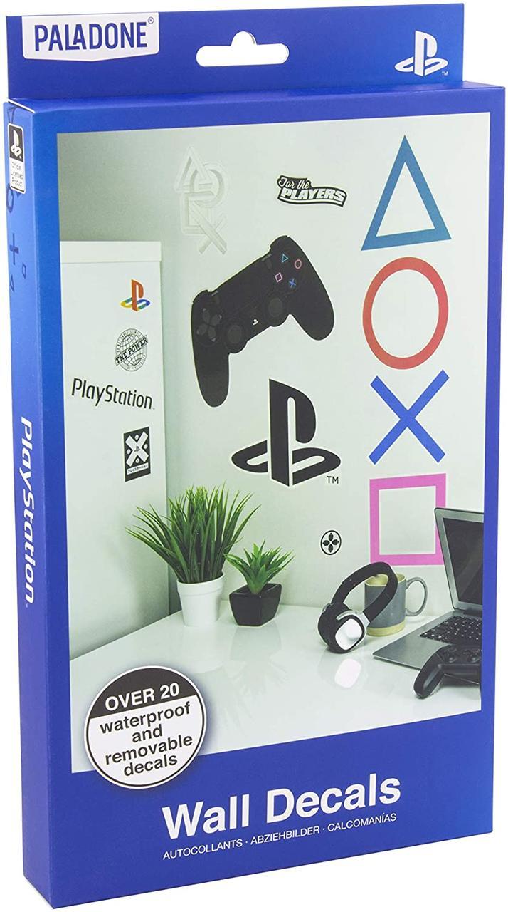 Картина настінна PlayStation Wall Decals (Paladone)
