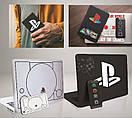 Комплект наліпок PlayStation для гаджетів (Paladone), фото 3