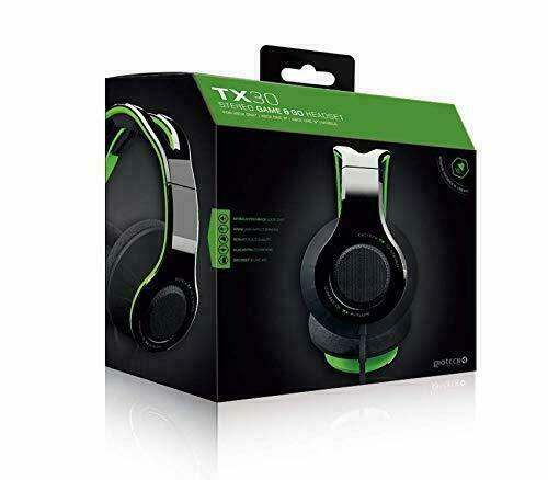 Навушники Gioteck TX30 Stereo Gaming Headset (Xbox One, зелений)