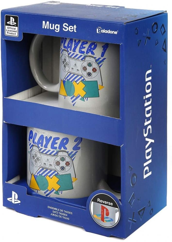 Чашка PlayStation Player 1/Player 2 (Paladone)