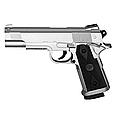 Дитячий іграшковий пістолет CYMA ZM25 металевий з кульками, фото 3