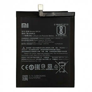 "Акумулятор ""Original"" Xiaomi BN36 Mi6X/MiA2, фото 2"