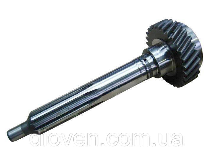 Вал первичный КПП ЯМЗ 236 (d-42 mm, Z=28) (пр-во Россия) (Арт. 236Н-1701027-Б)