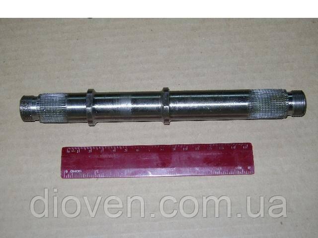 Вал привода вентилятора ЯМЗ 238НБ,238НД L=230 (пр-во Украина) (Арт. 238НБ-1308050)