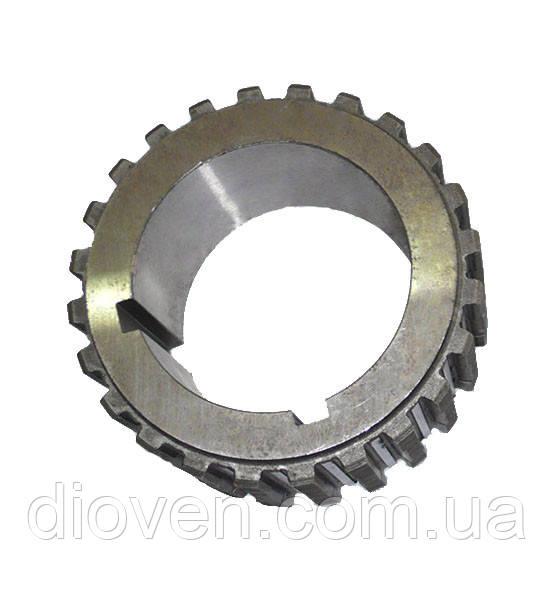 Втулка синхронизатора КПП (H=52 mm Z-24 dвн.-68 dнар-103 mm) (Арт. 236-1701113-Б2)
